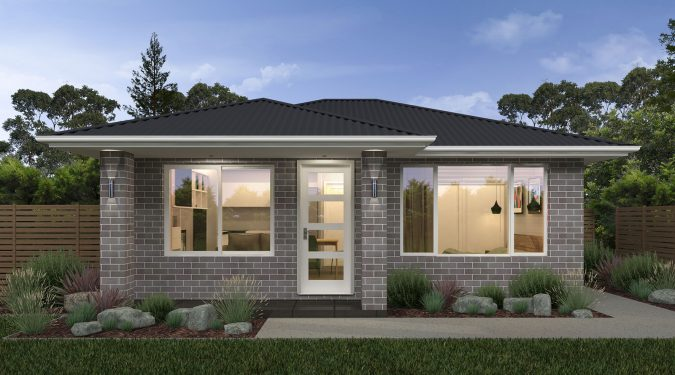 Granny Flat 2 custom home design by Sloane Homes, Home Builders Newcastle