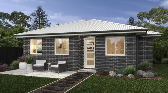 Granny Flat 4 custom home design by Sloane Homes, Home Builders Newcastle