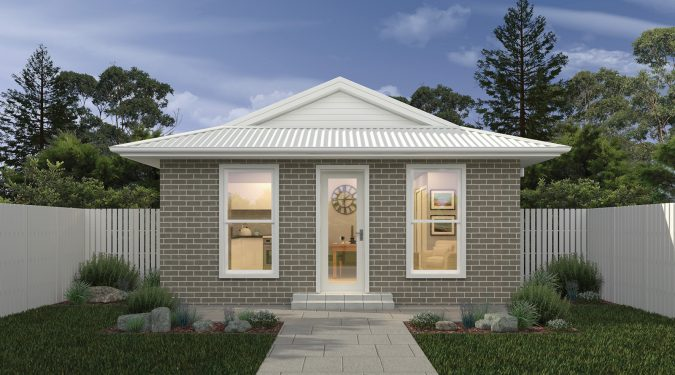 Granny Flat 5 custom home design by Sloane Homes, Home Builders Newcastle