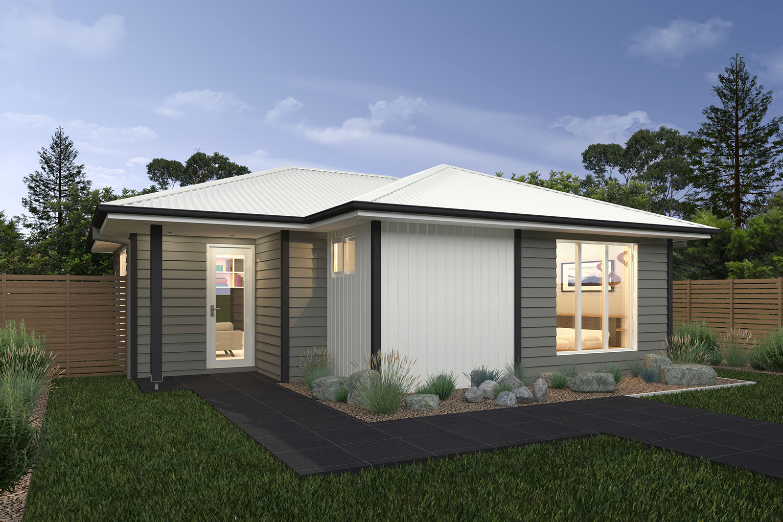 Granny flat 6 sloane homes for House plans granny flats attached