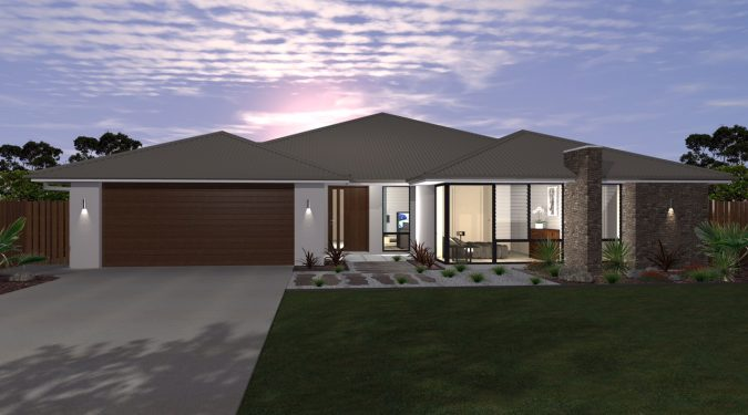 Merewether custom home design by Sloane Homes, Home Builders Newcastle