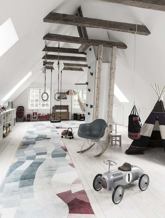 Stylish Kids Spaces - The Playroom